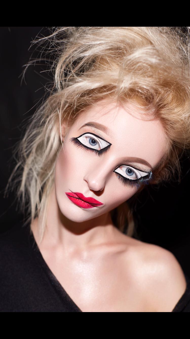 Face Around Muah Kutsan Valeriya Photo Pavel Parshin Model