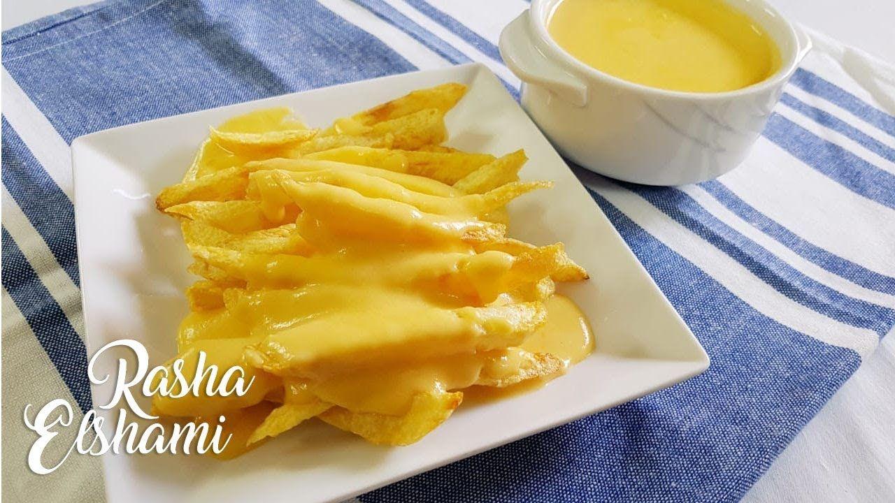 صوص الجبنة الشيدر بدون زبدة وبدون دقيق Youtube In 2021 Food Fruit Pineapple