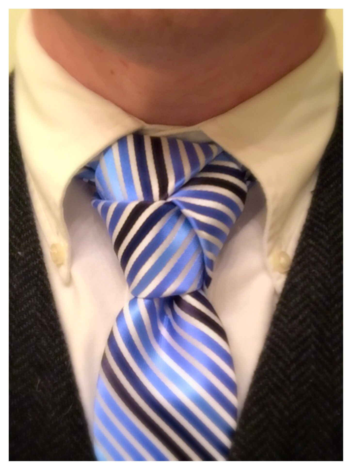 How To Tie The Trinity Knot '� Subscribe To Me On Youtube Here '�