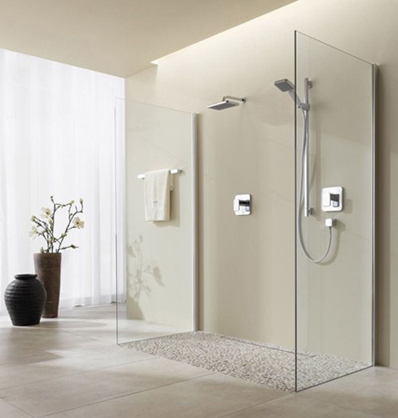Merveilleux Cozy Glass Kludi Bathroom Shower Collection Esprit Listed In: Delightful  Bathroom