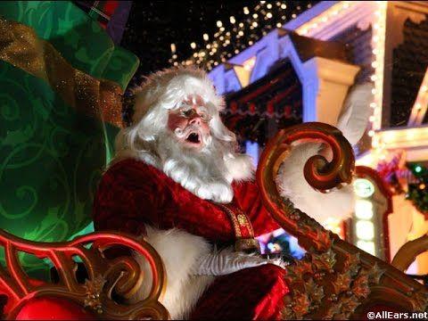 Mickey\u0027s Once Upon A Christmastime Parade 2014 Mickey\u0027s Once Upon
