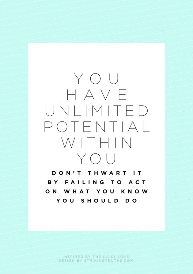 Unlimited | Striking Truths