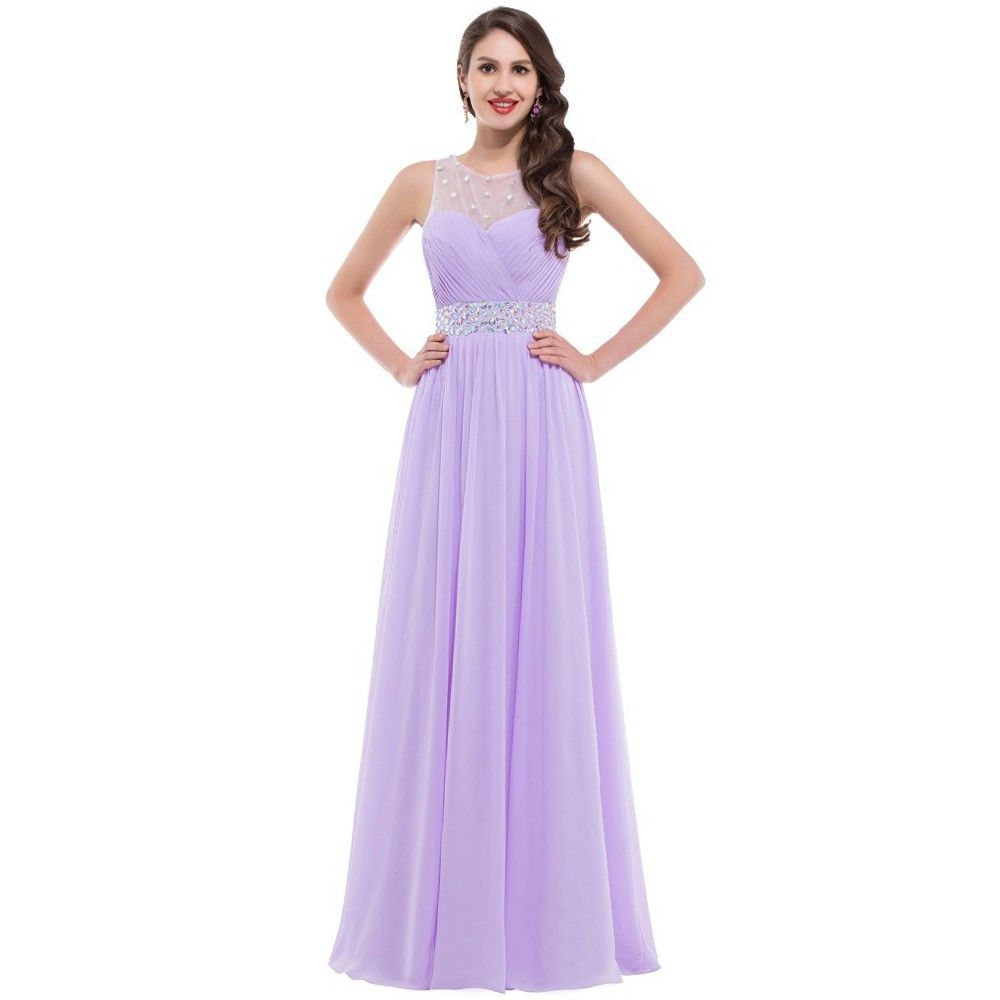 Cheap lilac bridesmaid dress, Buy Quality bridesmaid dresses ...