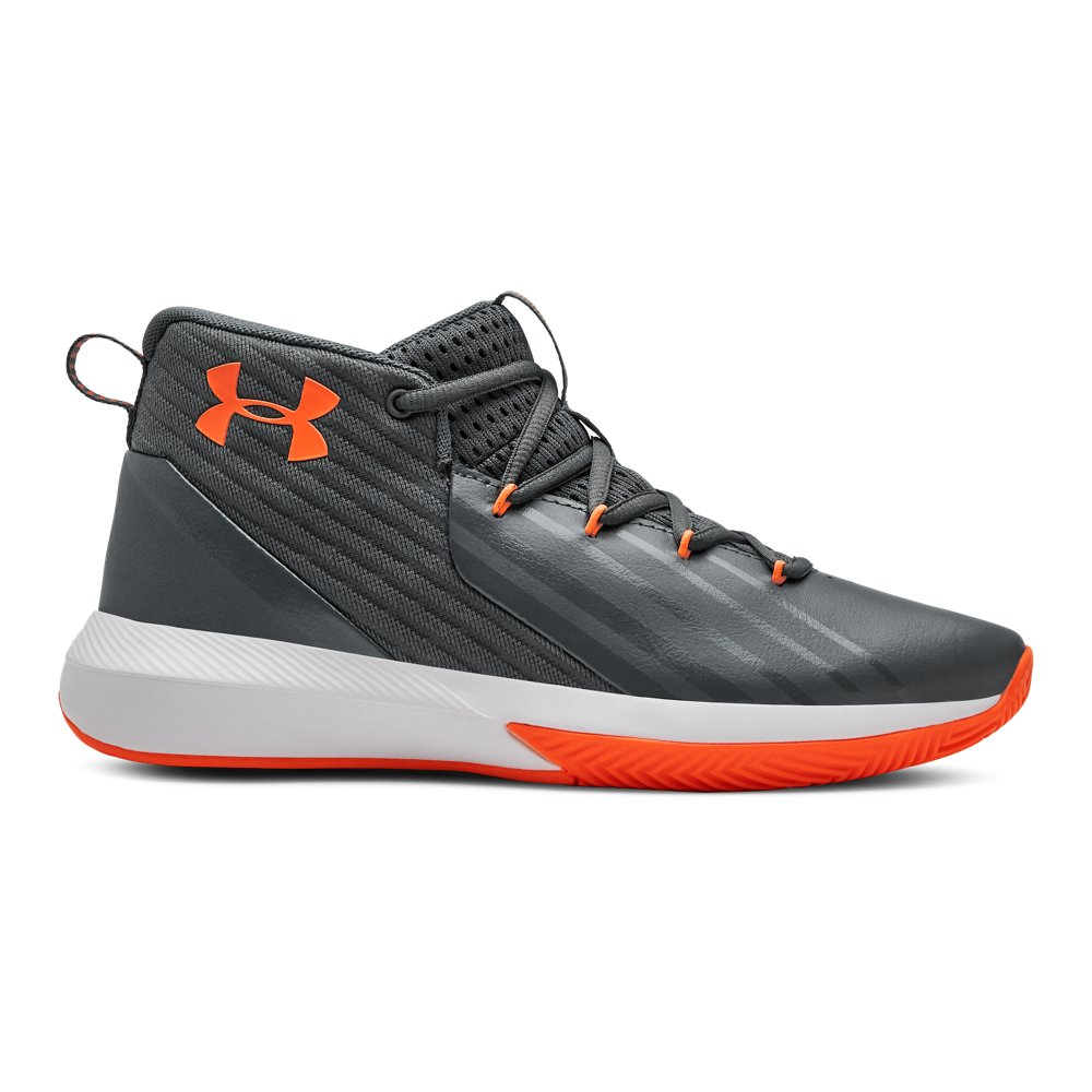 under armour boys basketball shoes