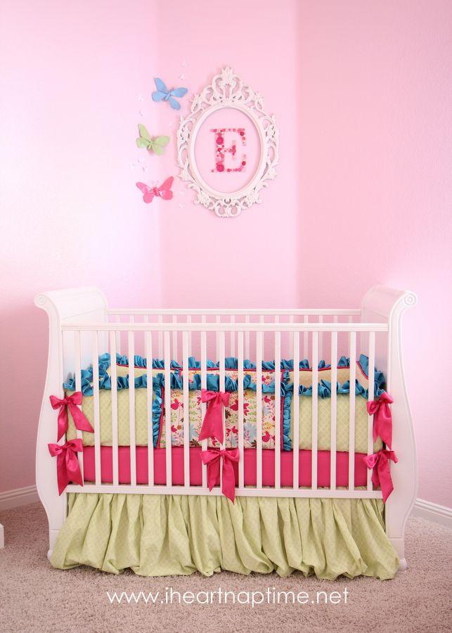 pink nursery   nursery   Pinterest   Bebe, Cata y Cunas bebe