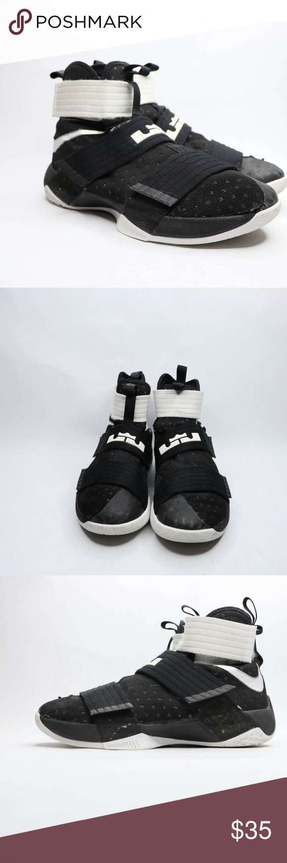 Nike Lebron James Soldier 10 Pre owned Nike Lebron James