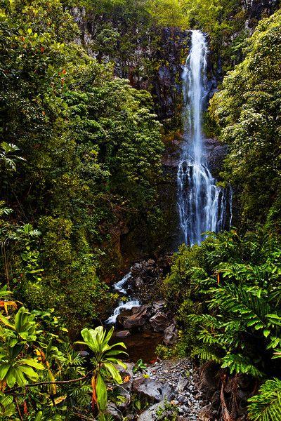 HanaFalls From Waterfalls CJ