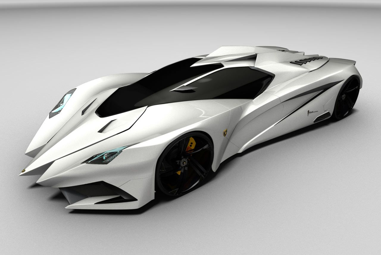 Lamborghini Concept Cars Is A Car Designed To Showcase Both The