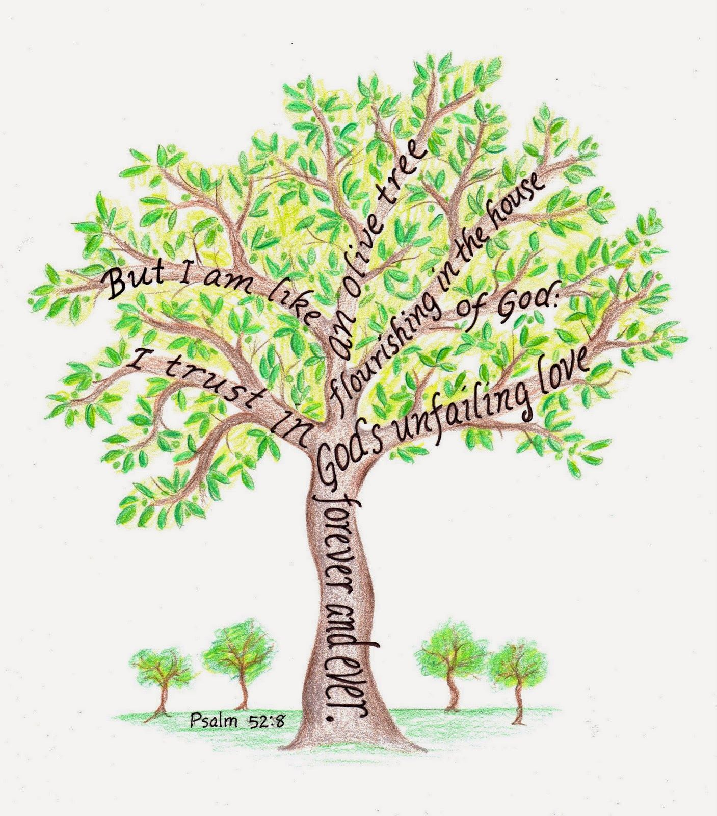 printable fruit of the spirit tree | For the Home | Pinterest ...