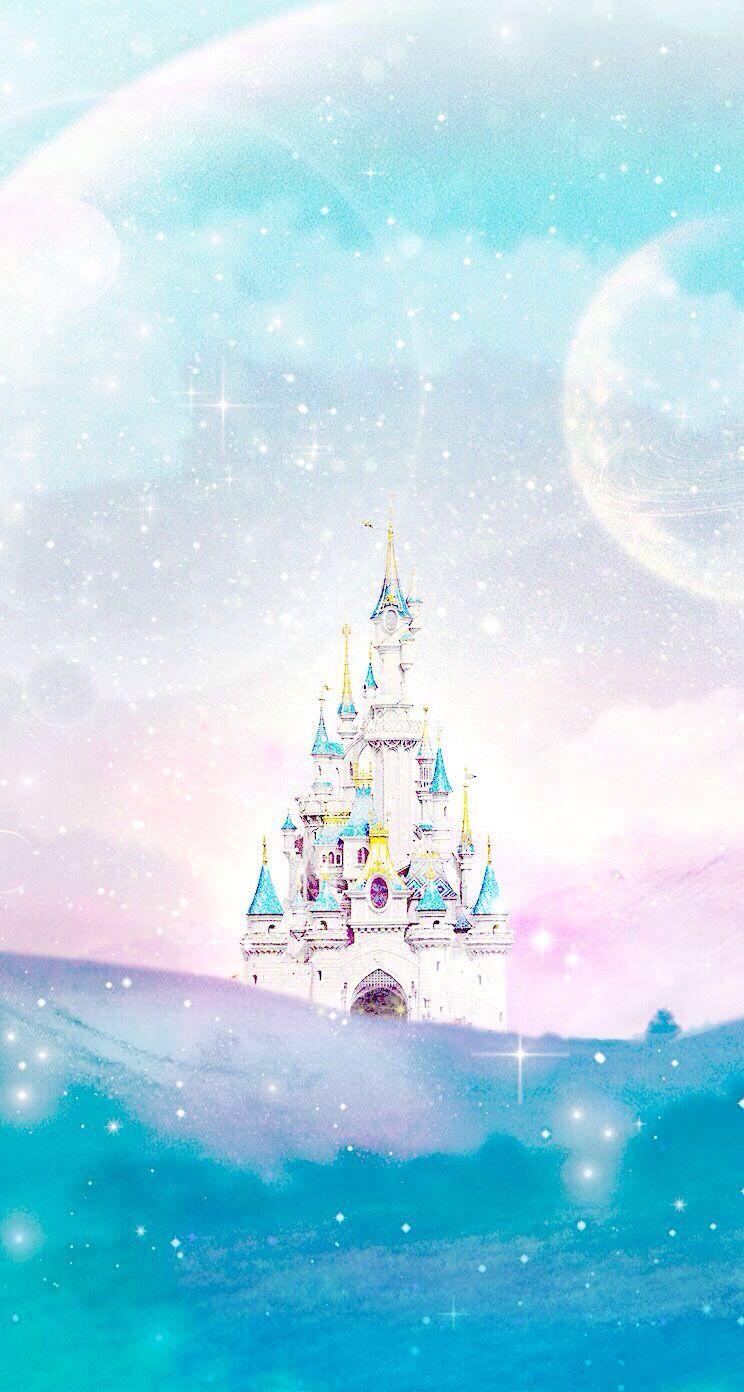 Disney castle Disney wallpaper, Wallpaper iphone disney
