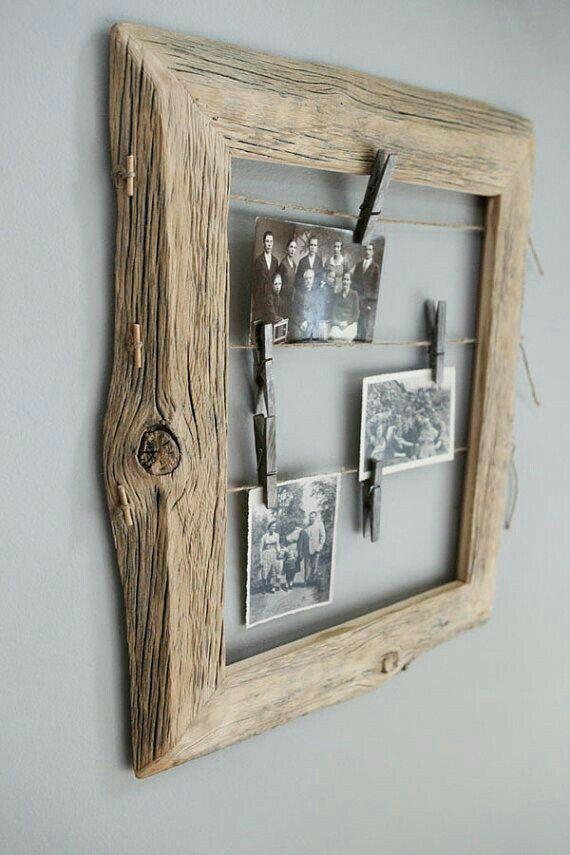 Pin de Zhanna Nemeshaeva en деревянные рамки | Pinterest | Mesas
