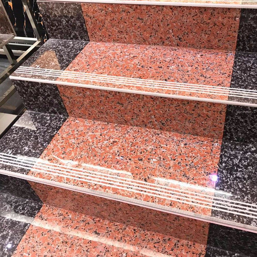 Best Tile Exterior Stairs Non Slip Stair Tile Stone Handrail 400 x 300