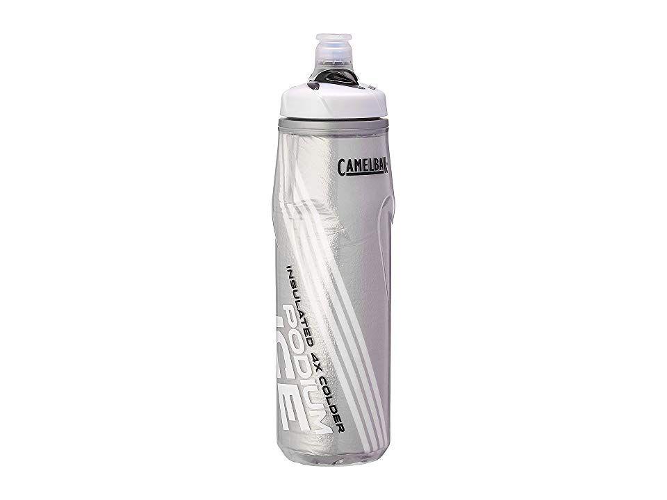 Camelbak Podium Ice Insulated Water Bottle 21oz White
