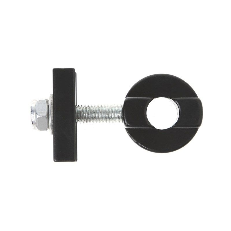 Aluminum Bicycle Chain Tensioner Adjuster Fastener Bolt For BMX Fixie Bike