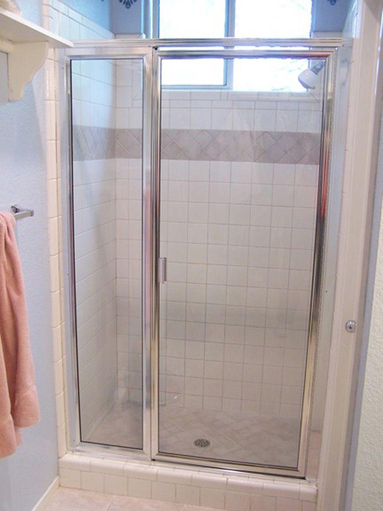 Review W Barbara Shower Door Holcam Framed Shower Door