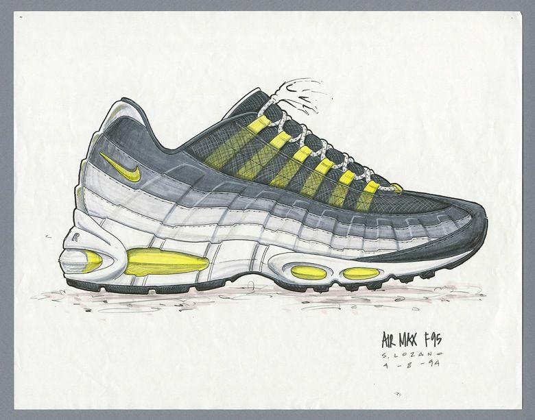 95Fashion Learning Dessin Le Retour Air Max La Nike De SUpGMVqz