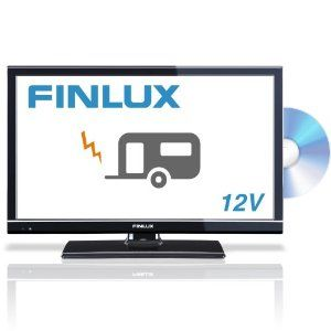 Finlux 22f6072 Dm 22 Inch Led Tv Full Hd 1080p Built In Freeview Pvr Caravan Hgv Boat 12 Volt Dc 12v Black Led Tv Tv Accessories Led