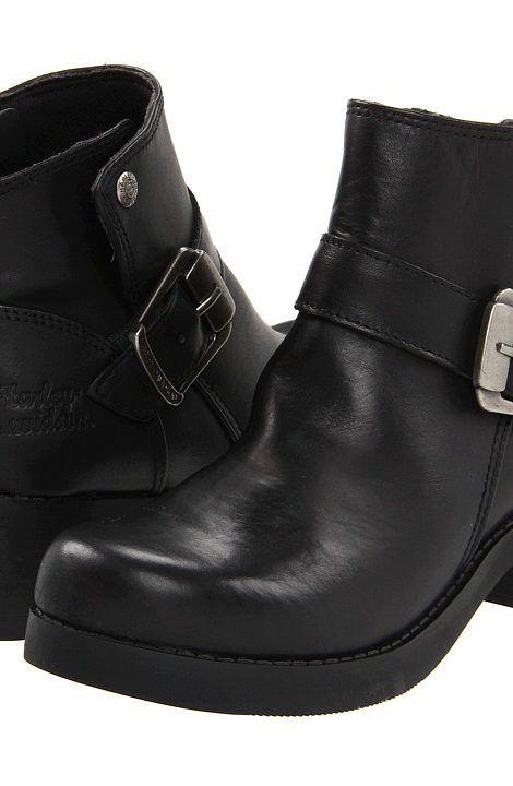 Davidson Khari Boots black Harley Davidson Women's g17qWd