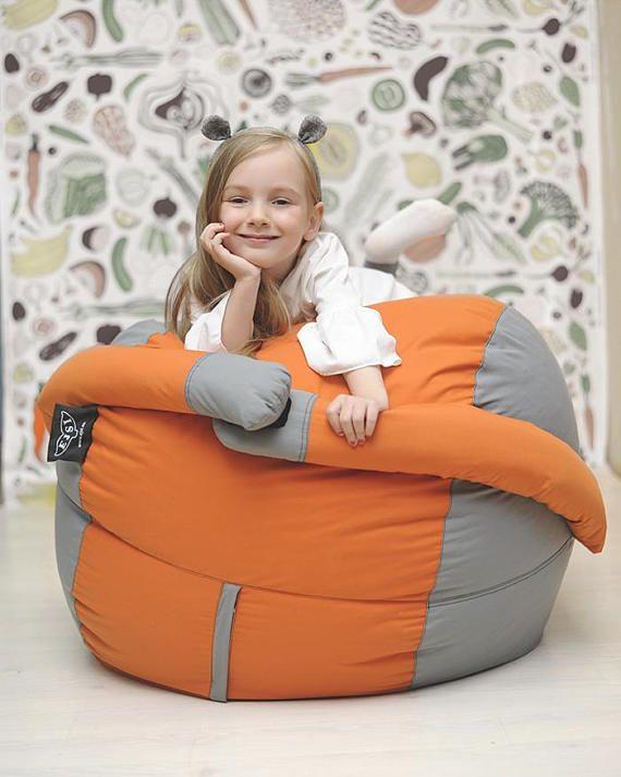 Awe Inspiring Kids Bean Bag Cover Kids Lounge Chair Hug Bean Bag Monster Theyellowbook Wood Chair Design Ideas Theyellowbookinfo