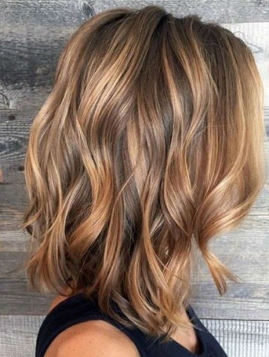 You Are Able To Try Various Sorts Of Bangs With Various Types Of Bob Hairstyles Bob Hairstyles Are Versatile Fashionable Hair Styles Balayage Hair Hair Color