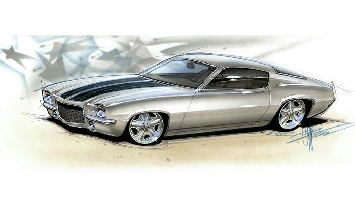 Pin By Gary Howard On Car Toons Chip Foose Foose Automotive