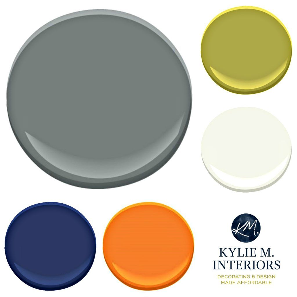 The Best Benjamin Moore Paint Colours for Boys Rooms