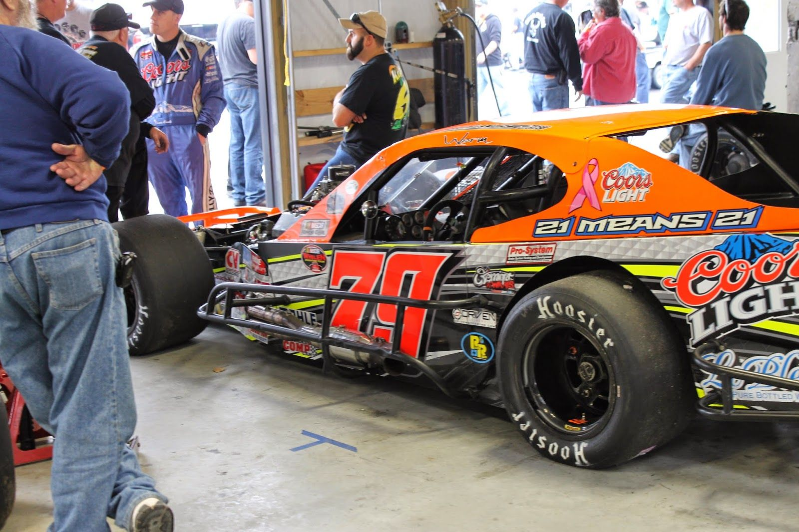 Race   Chatter 6:00 pm Monday on WNRI.COM or 1380 am: North-South Shootout Modified Results, Caraway, NC...