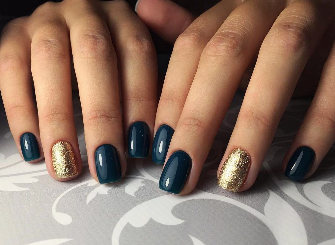 Cute and Simple Nail Art For Winter - Hairstyles 2u