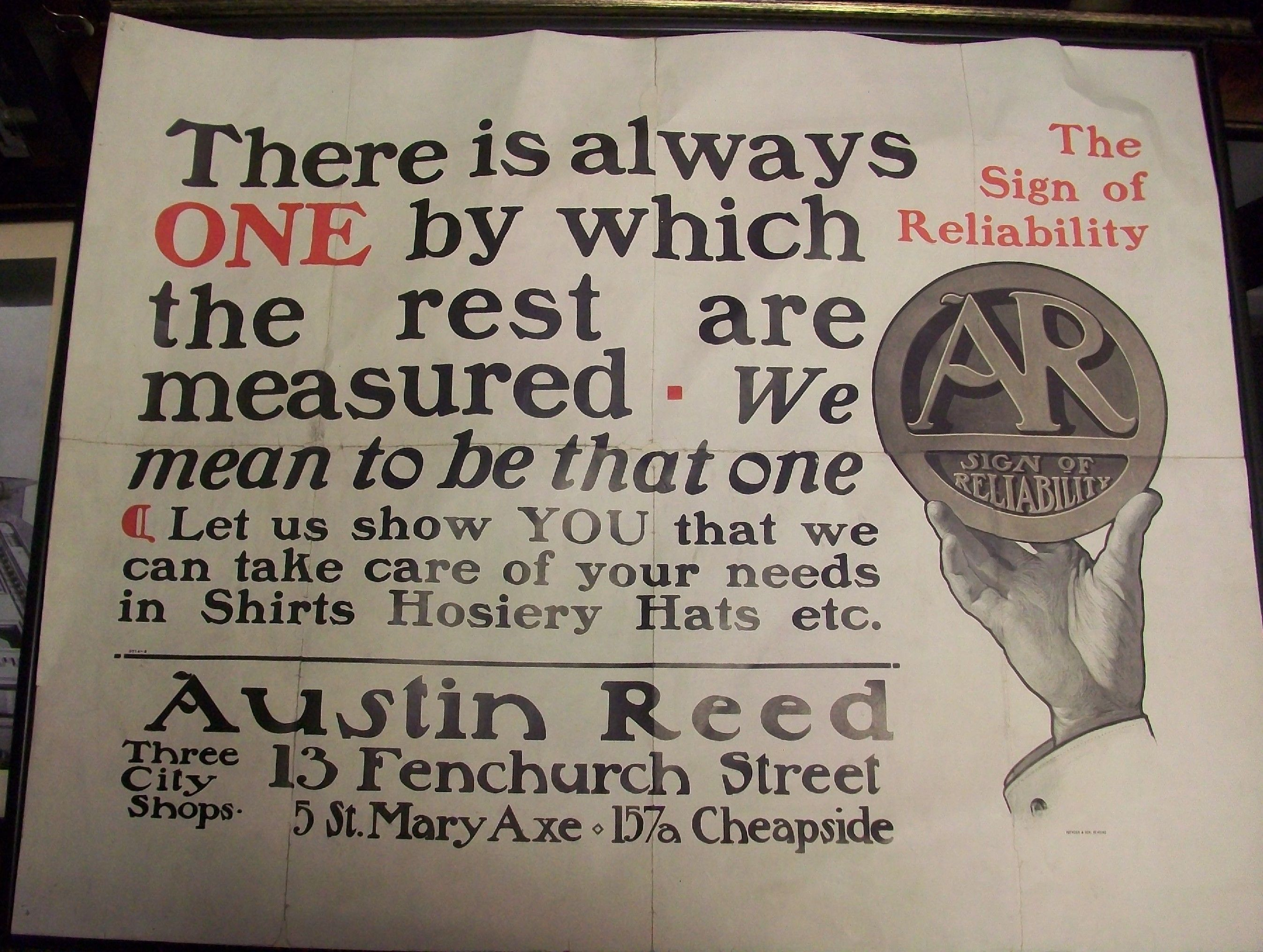 Austin Reed Archive Made To Measure Vintage Advertisements Austin Reed Meant To Be