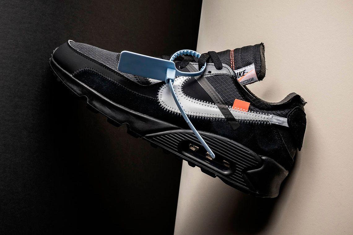 promo code 8a5f4 9b575 Off-White™ x Nike Air Max 90