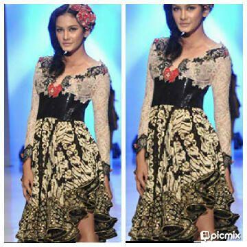 Chick kebaya dress