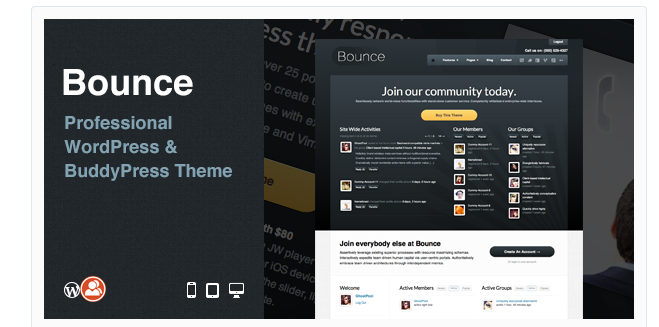 12 Best Buddy Press Wordpress Themes | Best Buddy Press WordPress ...