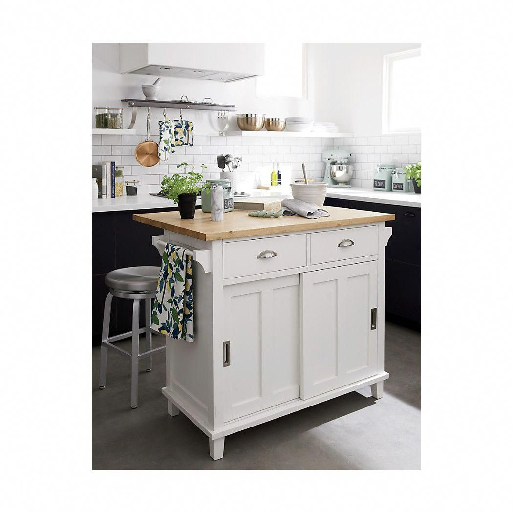 Black And White Kitchen Crate And Barrel Grey Kitchen Cute766