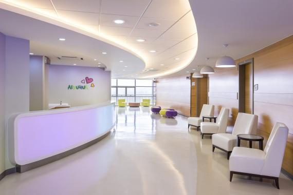 Photo tour aiyuhua hospital for children and women in for Interno hospital