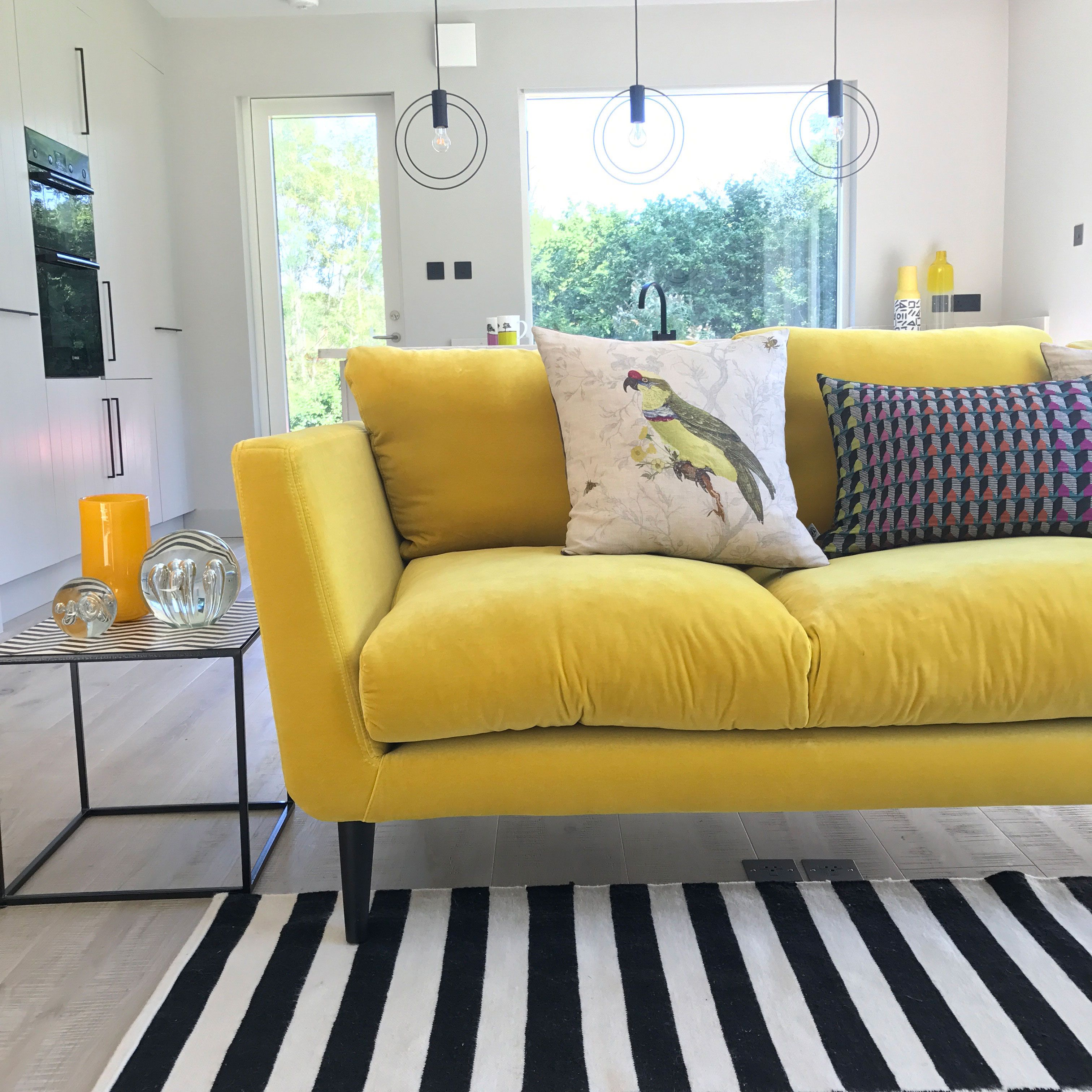awesome yellow velvet couch  super yellow velvet couch 17