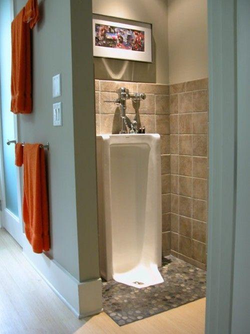 Modern Home Urinals