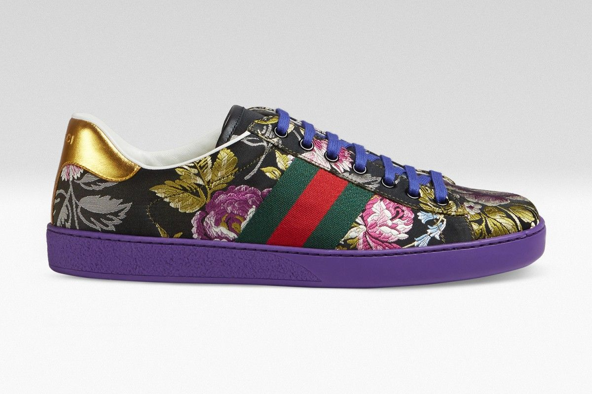 c06ed4dc5ea GUCCI Pre-Fall 2016 Sneakers - Coming Soon to MR...