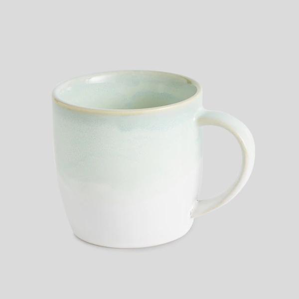 Tasse, réactif Bleu Aqua Monoprix Maison en