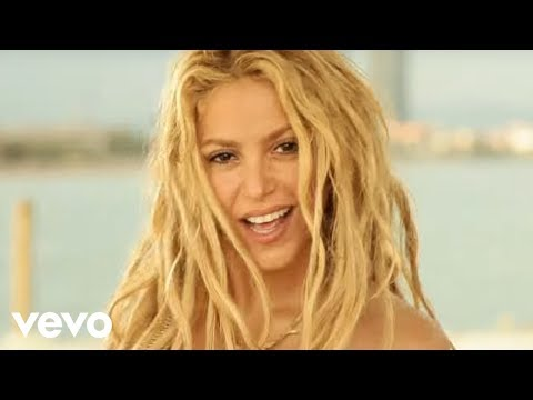3 Shakira Loca Spanish Version Ft El Cata Youtube In 2020 Shakira Shakira Hair Music Videos