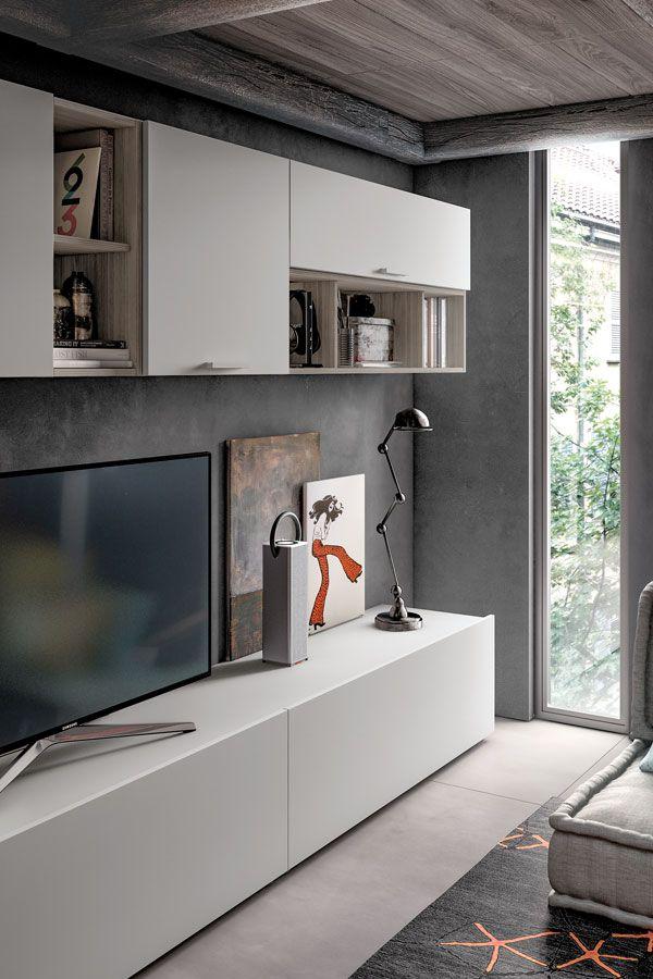 Linea | SANTALUCIA MOBILI | PRATICO in 2019 | Design, Flat ...