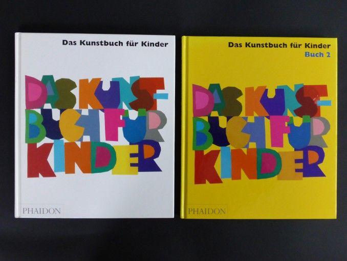 Photo of Kunstbücher für Kinder: Nimm zwei — KindAmTellerrand