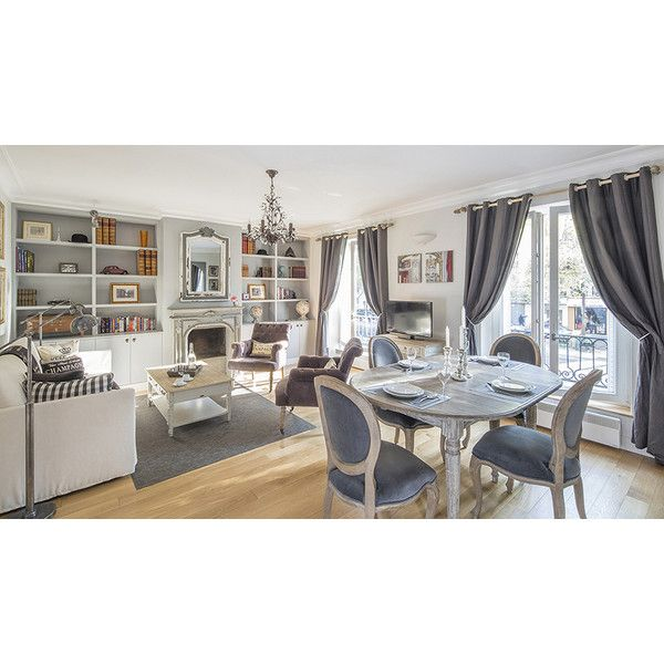Two Bedroom Apartments For Rent Pleasing 2 Bedroom Paris Apartment Rental With Eiffel Tower View ❤ Liked Design Decoration