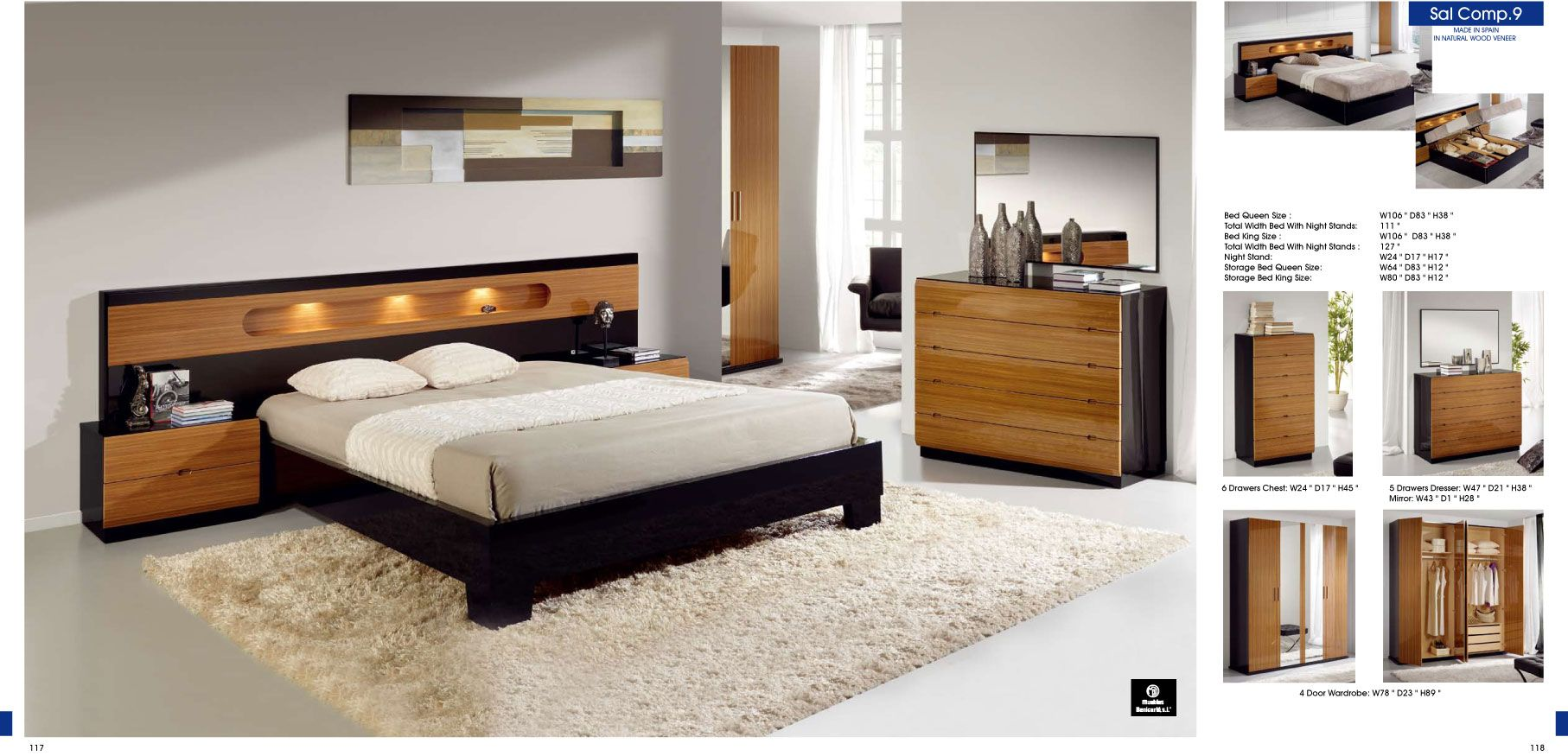 7PC King Bedroom Set/52224 | New House | Pinterest | King Bedroom, Queen  Bedroom And Bedrooms