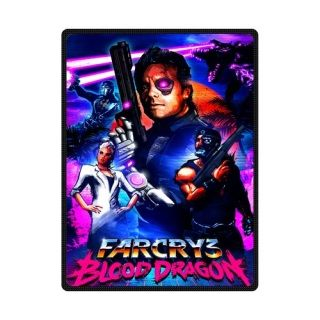Custom Blanket 80 X58 Far Cry 3 Blood Dragon 374608 Far Cry 3