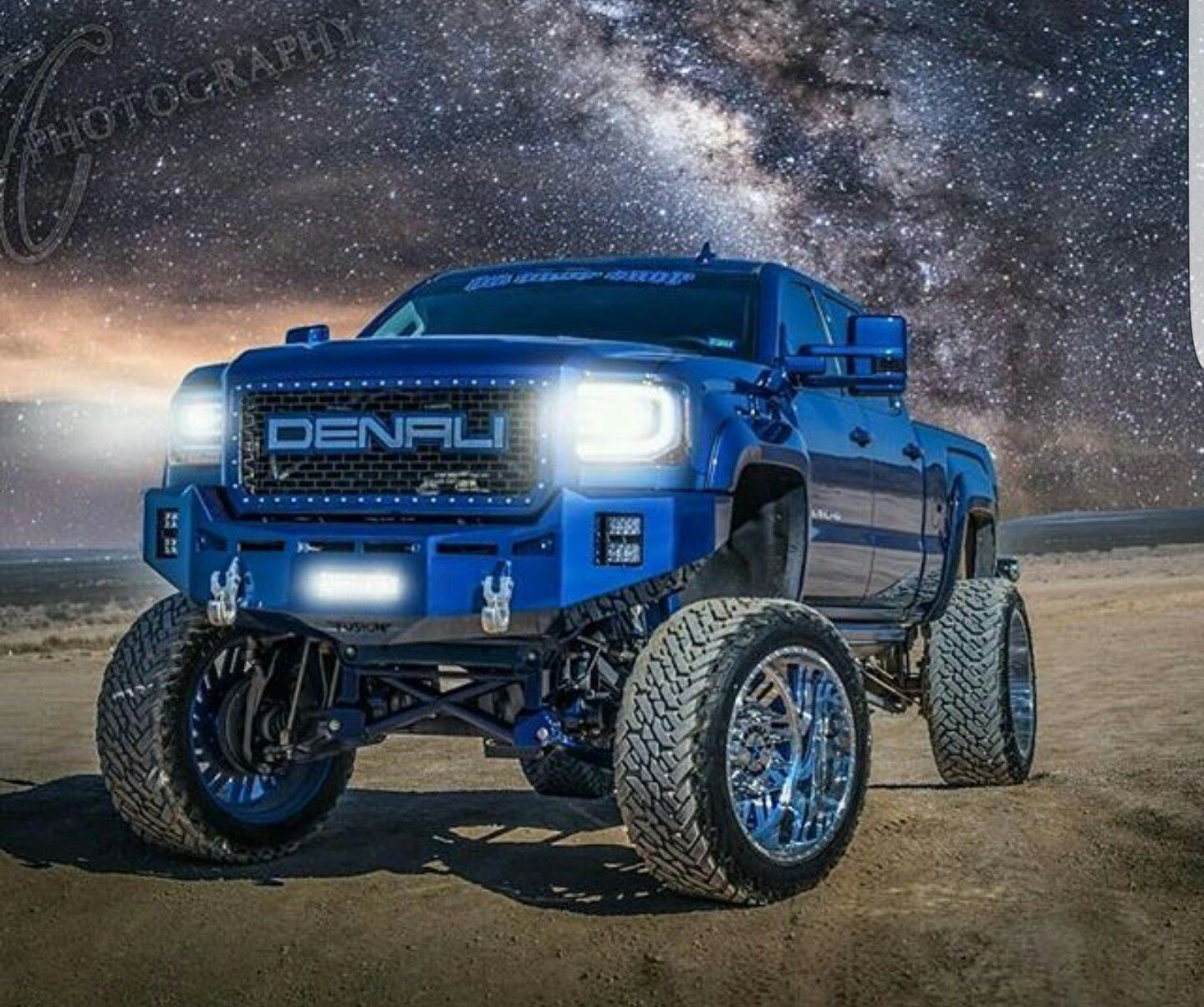 Gm Trucks Diesel Lifted Chevy Jeep Suv Blue Cars Truck Accessories Custom Monster