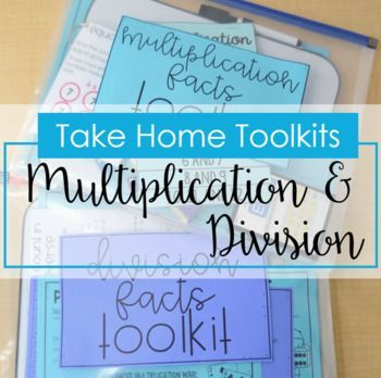 This multiplication and division practice resource contains free ...
