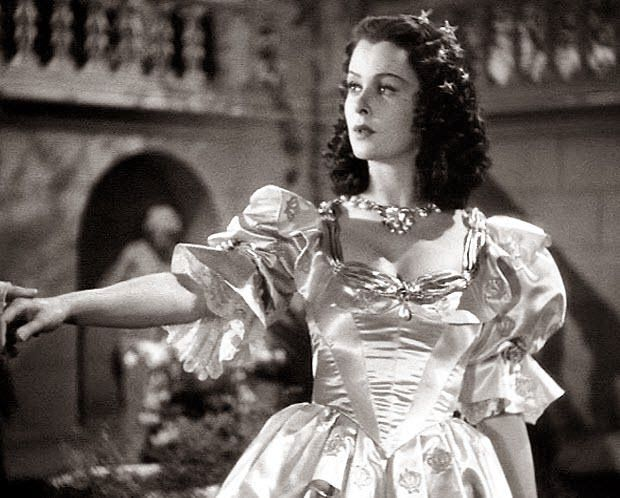 THE VINTAGE FILM COSTUME COLLECTOR: JOAN BENNETT CLASSIC AND VERSATILE BEAUTY