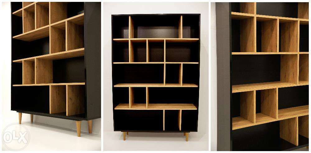 Regal Na Ksiazki Niepowtarzalny Design Okazja Furniture Design Diy Furniture Furniture