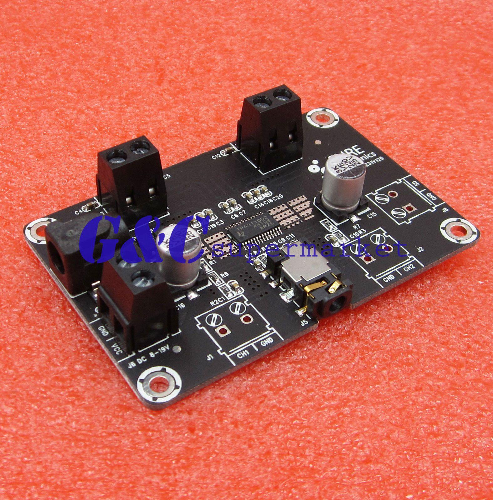 $8 72 - 2 X 8Watt Class D Audio Amplifier Board - Tpa3110 2W