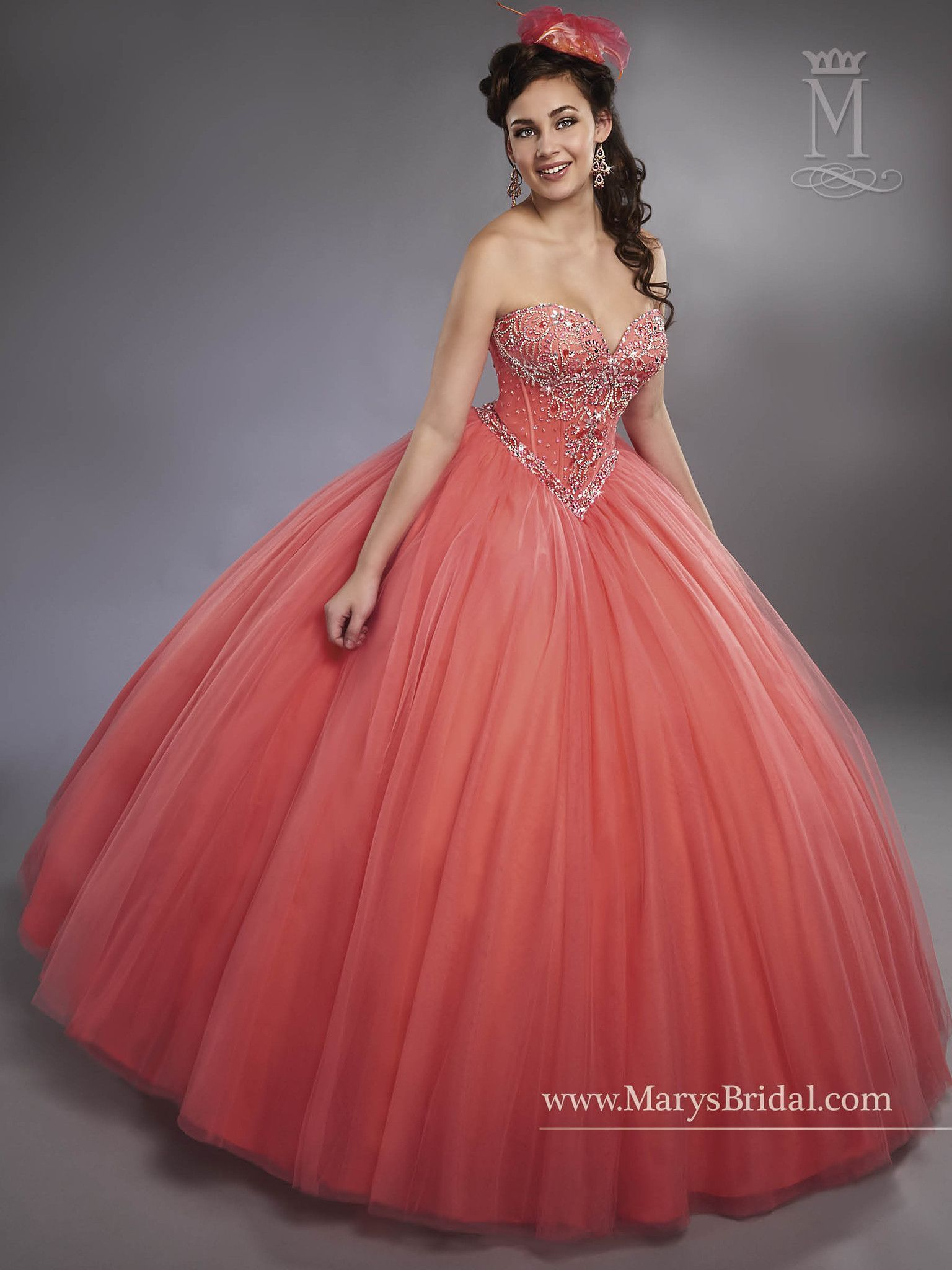 Mary\'s Bridal Beloving Collection Quinceanera Dress Style 4780 ...